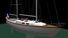 Berryer Design Cruising Ketch